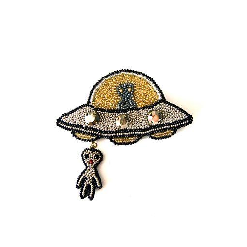 Moko Kobayashi brooch