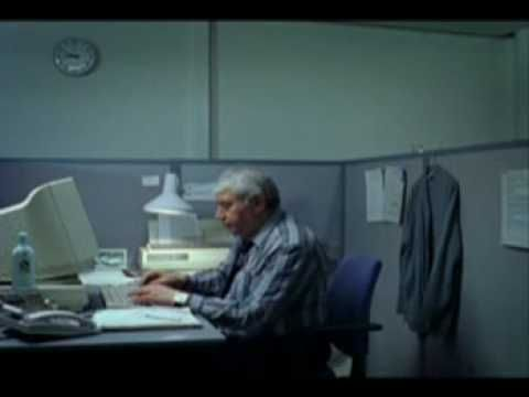 Funny commercial / ad about the levels of stress at work