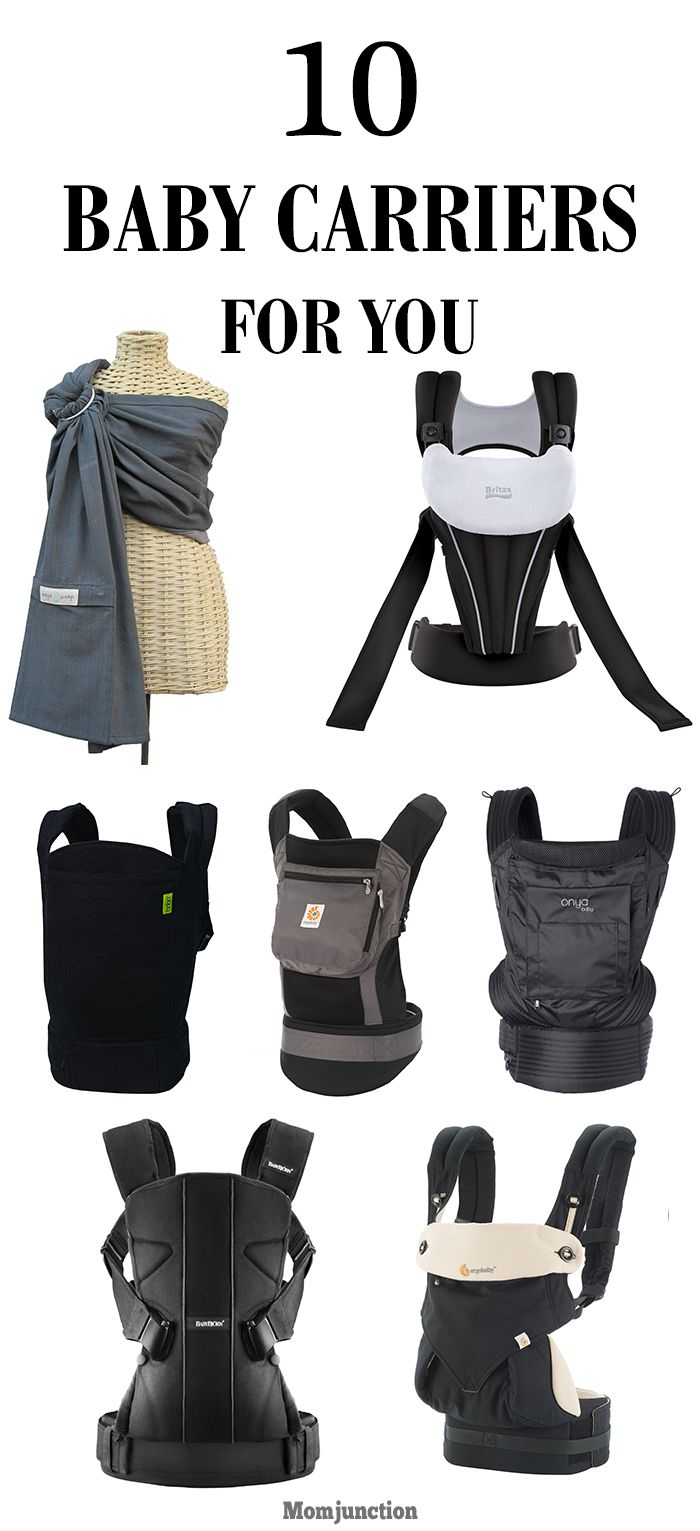 10 Best #Baby Carriers For You:if you are a new mother and looking for some help to make life easier for you, you need a baby carrier!