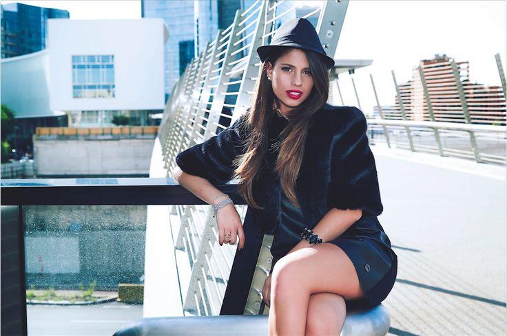Catalogo Chiara Nasti #testimonial #maisonespin #fw14 #collection #lovely #clothing #madewithlove #chiaranasti #cotril