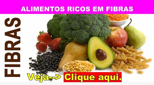 Receitas Detox,  ALIMENTOS RICOS EM FIBRAS! Veremos um pouco da importância das fibras, nossa necessidade diária e uma lista de alimentos ricos em fibras para sua dieta.