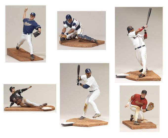 Sport Picks MLB #16 Figurines Case Z157-8792671240