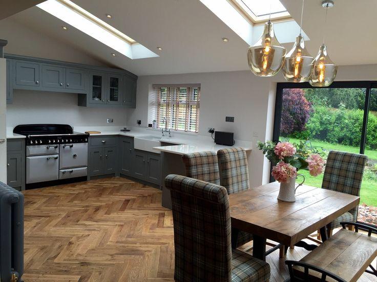 The wonderful plummet Handmade bespoke kitchens!