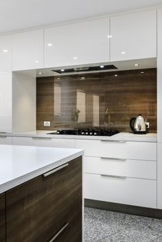 wooden splashbacks for kitchens - Google Search