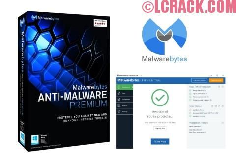 Malwarebytes 3.3.1.2183 Premium License Key 2018