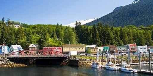 Alaska Cruises: $799 -- Alaska 10-Night Summer Cruise Package w/$250 Credit