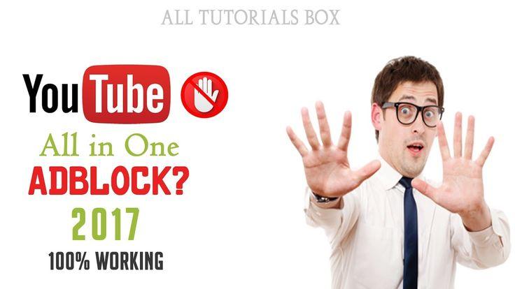 How To Install Adblock on Google Chrome 2017