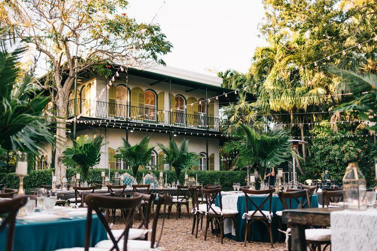 Image of Hemingway_Home_Wedding_Jess_Ed-94 weddings wedding lifestyle key west florida keys