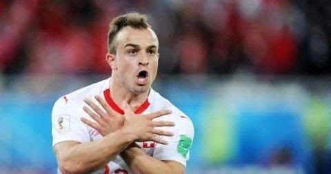 Shaqiri Left Out Of Liverpool S Squad As They Prepare To Face Red Star Belgrade Jurgen Klopp Has Confirmed That Xher Liverpool Squad Liverpool Fifa World Cup
