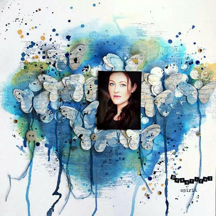 Fiona Paltridge - using Kaszazz products