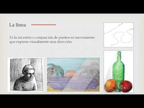 """Elementos básicos del dibujo, 1er tema del curso en linea """"Dibujo y técnicas de expresión"""" - YouTube"""