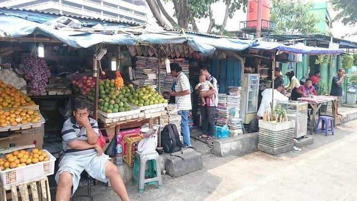 Pasar Buku Senen