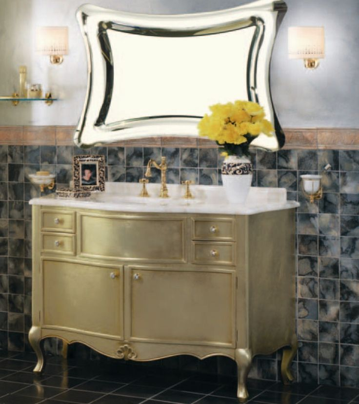 Мебель для ванных комнат Lineatre: Gold | Bathroom ~ Lineatre | Pinterest |  Gold