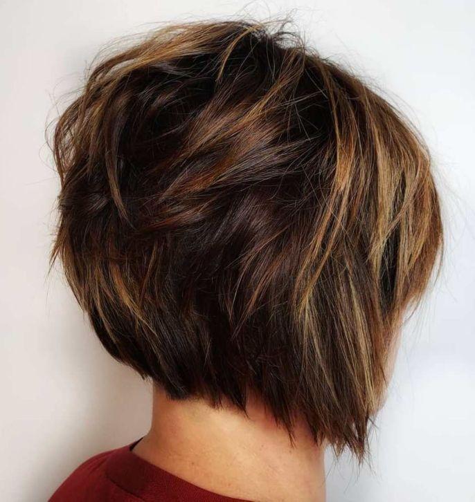 60 Short Shag Hairstyles That You Simply Can T Miss Hairstyles Shag Short Simply In 2020 Kurze Shag Frisuren Geschichtete Bob Frisuren Shag Haarschnitt