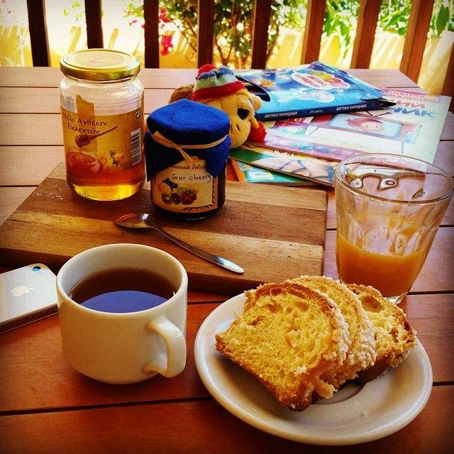 Breakfast time at #CandiaParkVillage! Photo credits: @egorova_ev