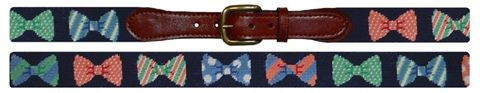 Smathers and Branson Bow Tie Belt - so awesome