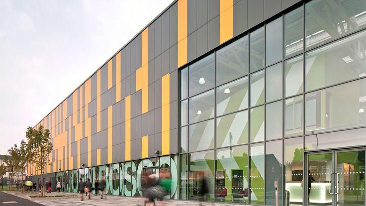 St. John Bosco Art College. Liverpool. UK.