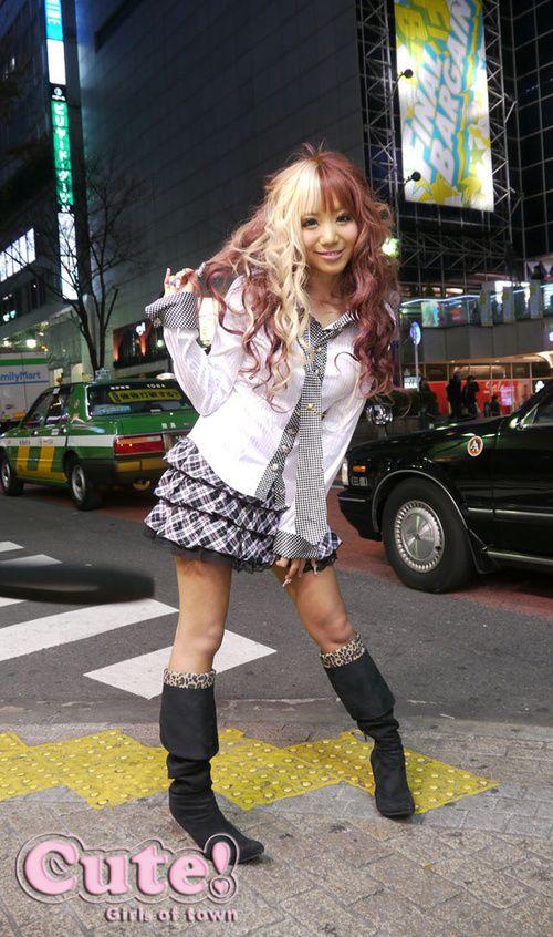 千葉さえこ  Cute! Girls of town