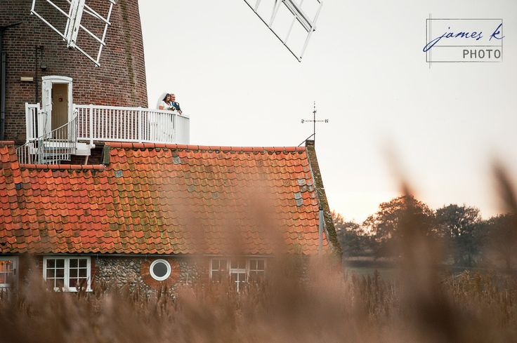 Cley Windmill from afar