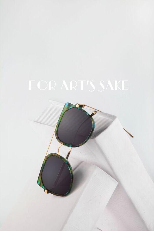 FOR ART'S SAKE SS17  BIG GAME GREEN  fasforartssake.com