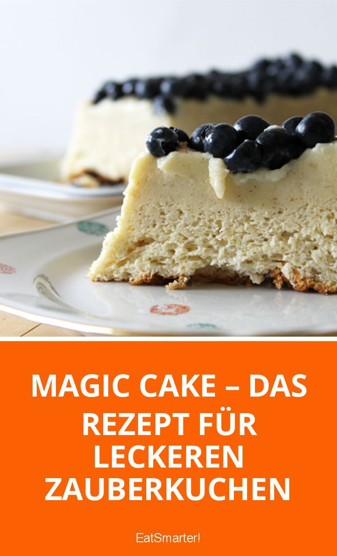 Magic Cake – Das Rezept für leckeren Zauberkuchen | eatsmarter.de