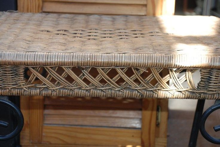 Cane metal coffee table 103285 port elizabeth for Coffee tables port elizabeth