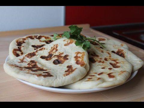 Indisches Naan Brot Selber Machen | selber-machen-selbstgemacht.de