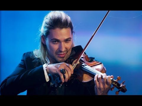 "David Garrett ~ ""Capriccio Nr. 24""/N. Paganini - YouTube"