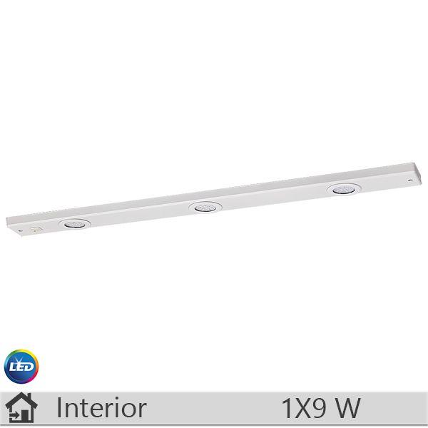 Aplica LED baie, iluminat decorativ interior Rabalux, gama Long light, model 2350 http://www.etbm.ro/rabalux