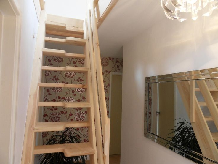 17 best images about spacesaver stairs for lofts on pinterest wardrobe storage staircase - Loft stairs for small spaces decor ...