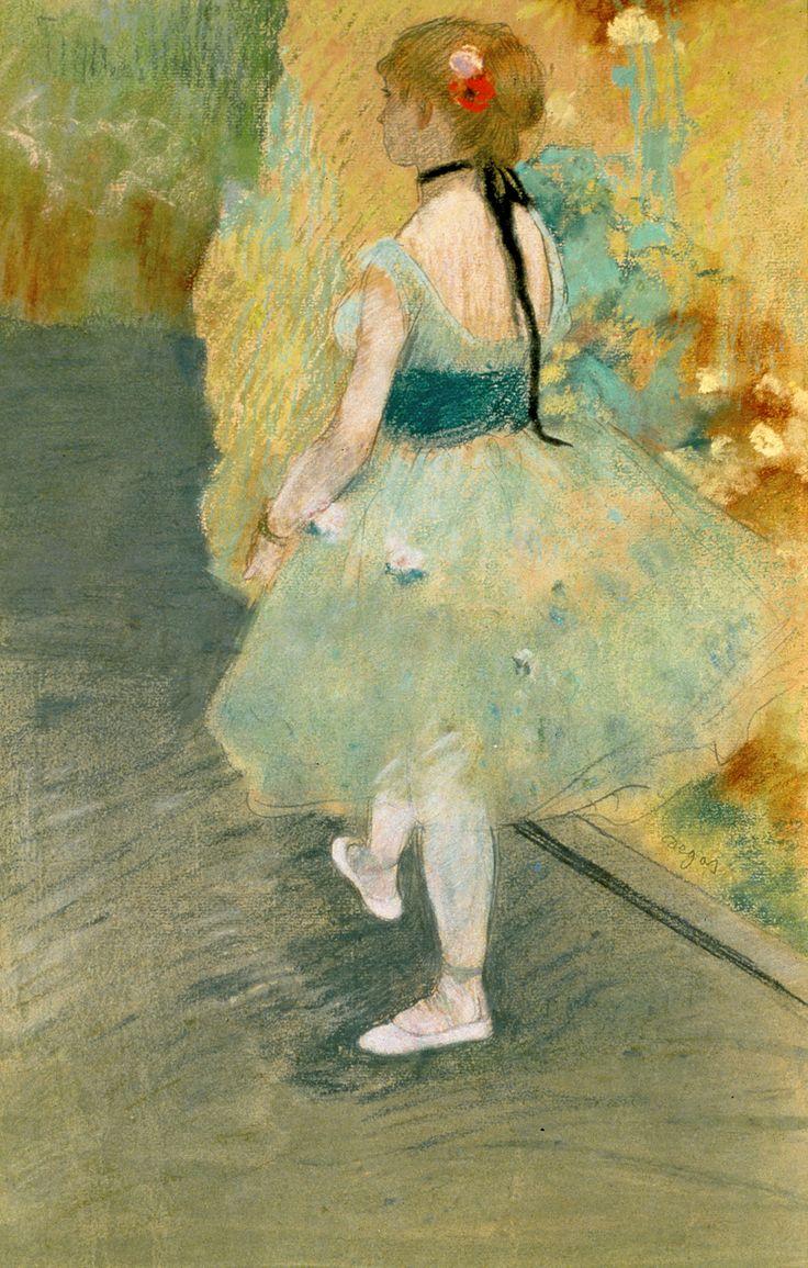 edgar degas pastel paintings - Google Search | Chalk ...