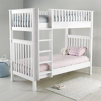 Classic Convertible Bunk Bed | The White Company £795 180 x 207 x 122