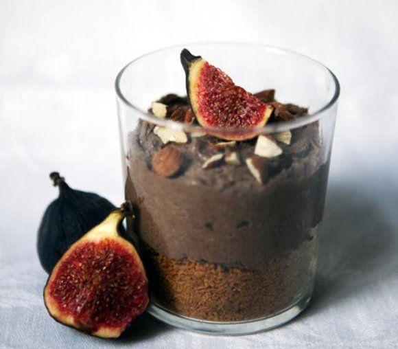 Julcheescake choklad