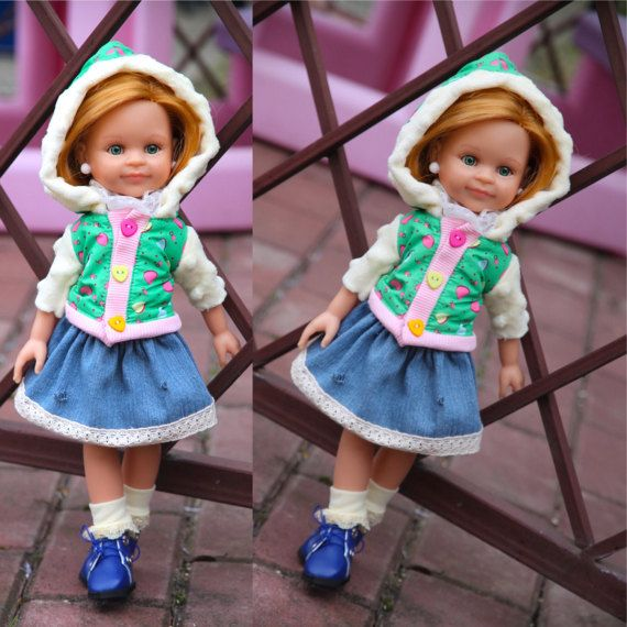 Doll clothes for Paola Reina dolls by FairyTaleLOVEit on Etsy