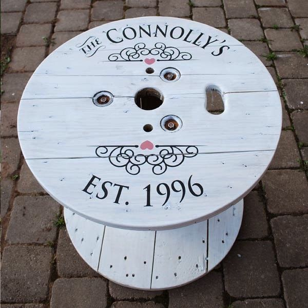 carefully crafted cuteness by Melyssa Connolly: DIY Coffee Table