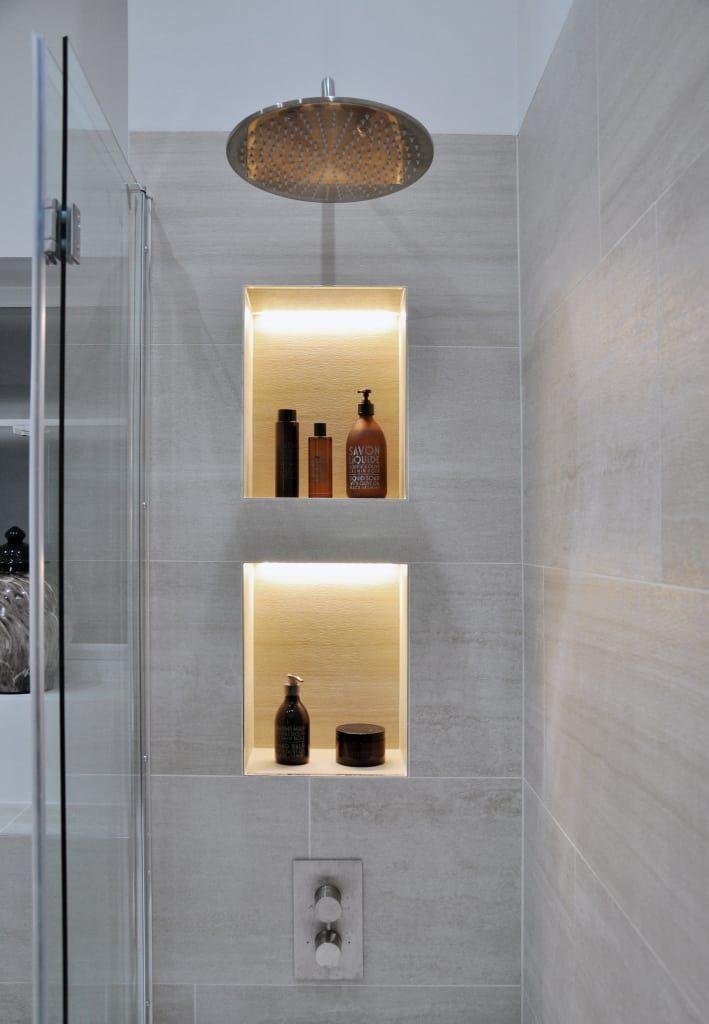 Wohnungsrenovierung: Badezimmer durch Studio zu