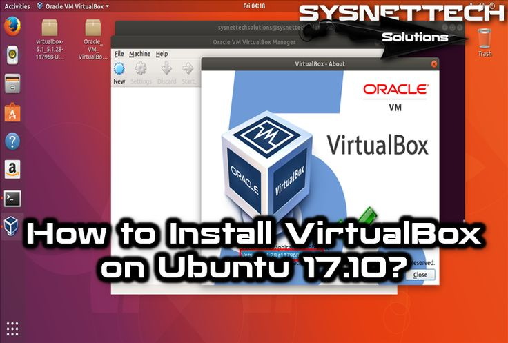 Ubuntu VirtualBox Installation  #Linux #Ubuntu #VirtualBox #Virtualization #VirtualPC #VirtualMachine #Oracle #Windows #VM #Network #Computer #System #Technology