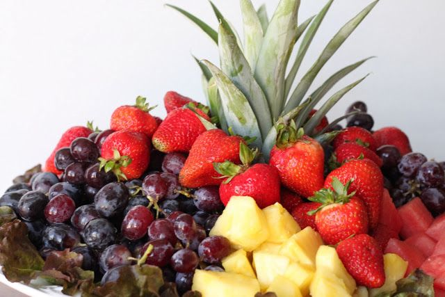 how to make fruit platter youtube
