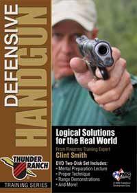 Thunder Ranch Training DVD: Defensive Handgun - Using Pistols Effectively.  Click for more info: http://gunsmagazine.com/store/products/thunder-ranch-defensive-handgun-dvd/