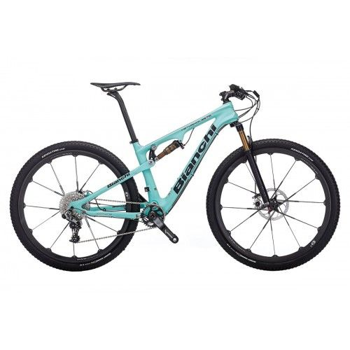 Bianchi Methanol 29.1 FS - XX1 Mountain Bike 2016 - Full Suspension MTB