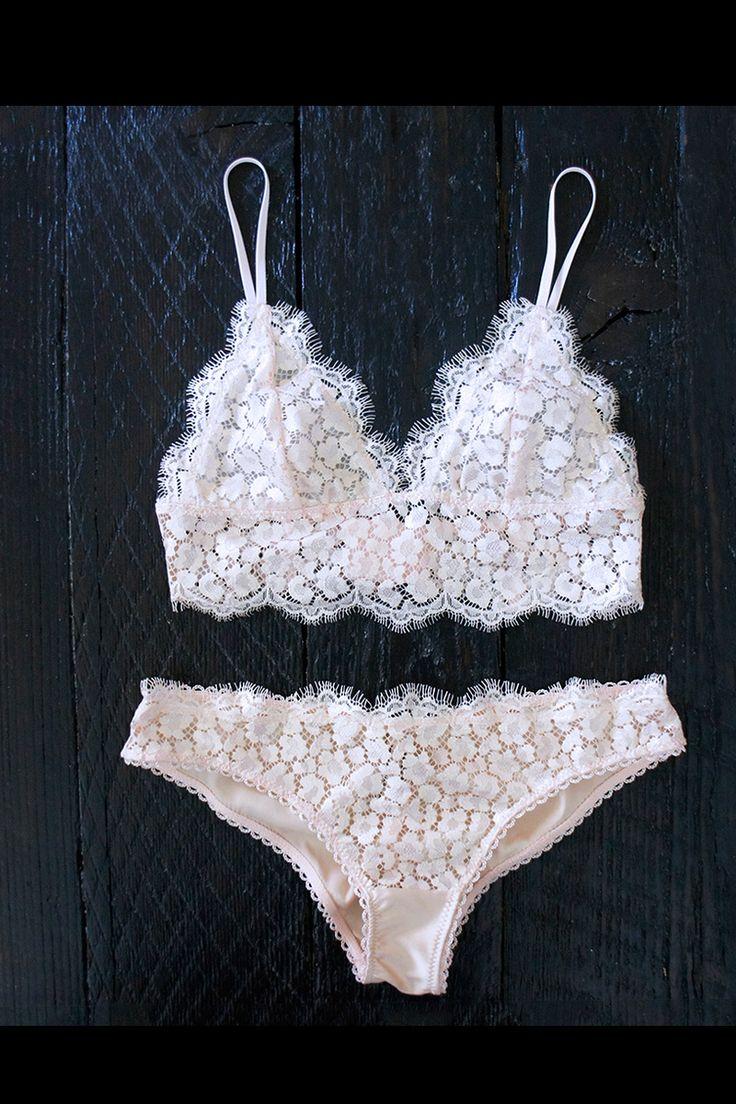 1000 ideas sobre lencer a de encaje en pinterest for Encaje ropa interior