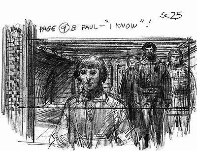 Best Storyboards In Movies Images On   Storyboard