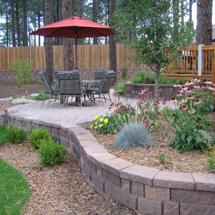 25+ Best Ideas About Cheap Retaining Wall On Pinterest