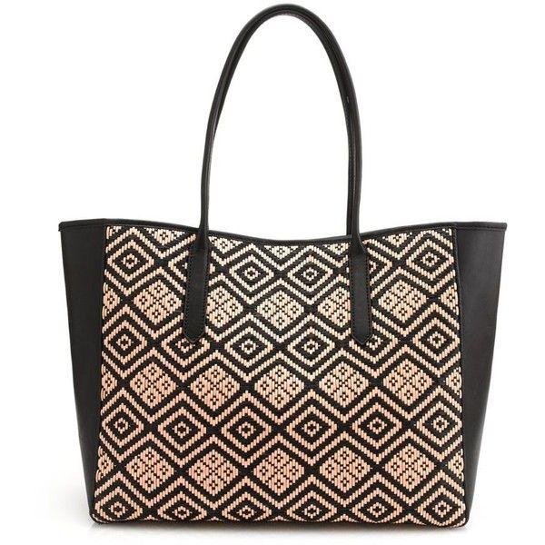 J.Crew Tartine Tote ($405) ❤ liked on Polyvore featuring bags, handbags, tote bags, j crew handbag, purse pouch, j crew purse, j crew tote and man tote bag