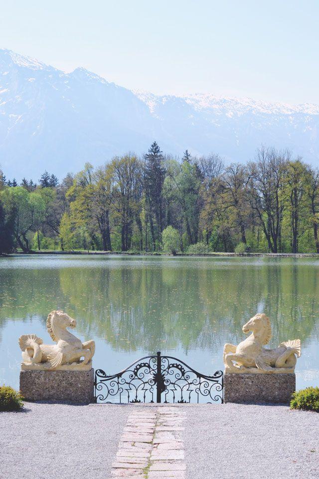 48 Hours in Salzburg // Visiting Leopoldskron in Austria, where The Sound of Music garden scenes were filmed