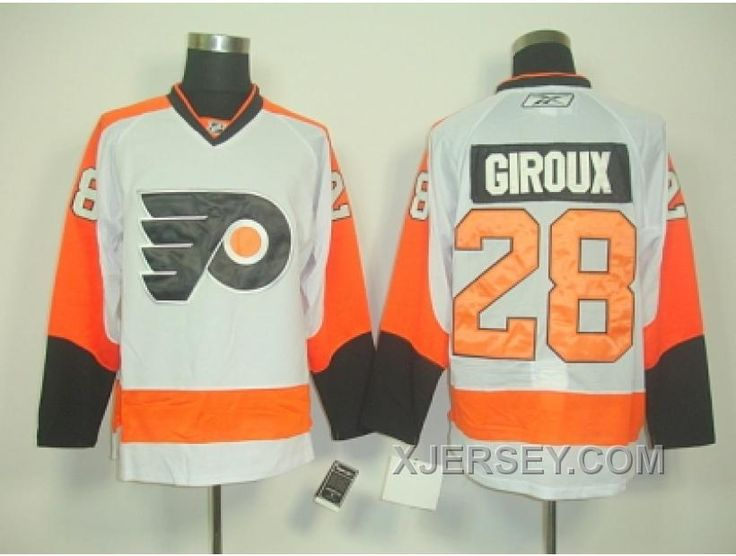 http://www.xjersey.com/new-nhl-philadelphia-flyers-28-giroux-white.html NEW NHL PHILADELPHIA FLYERS #28 GIROUX WHITE Only $50.00 , Free Shipping!
