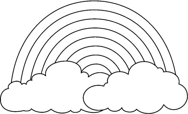 40 Looking For The Nice Rainbow Coloring Page Find Here Leaf Coloring Page Rainbow Drawing Coloring Pages