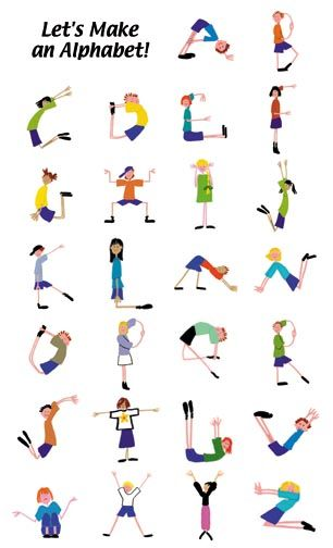 ABC Kids Yoga Poses More yoga poses steps and benefits