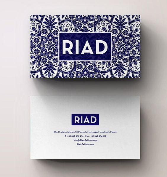 Riad Branding | Fivestar Branding – Design and Branding Agency & Inspiration Gallery