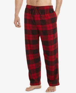 Polo Ralph Lauren Men's Flannel Pajama Pants - Franklin Red XL